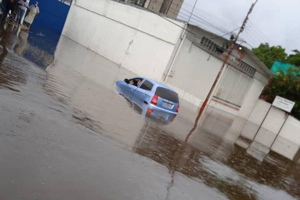 Lluvias Aragua 02.07.2021