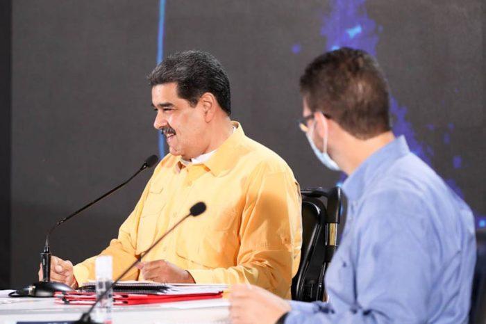Maduro sobre clases presenciales en octubre