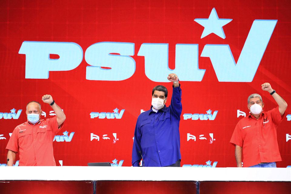 Maduro sobre las primarias del PSUV