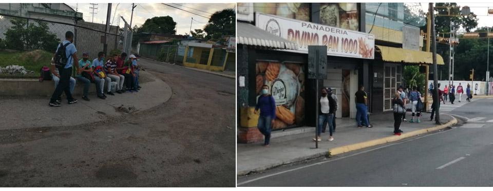 """En Aragua el transporte público """"es un calvario"""""""