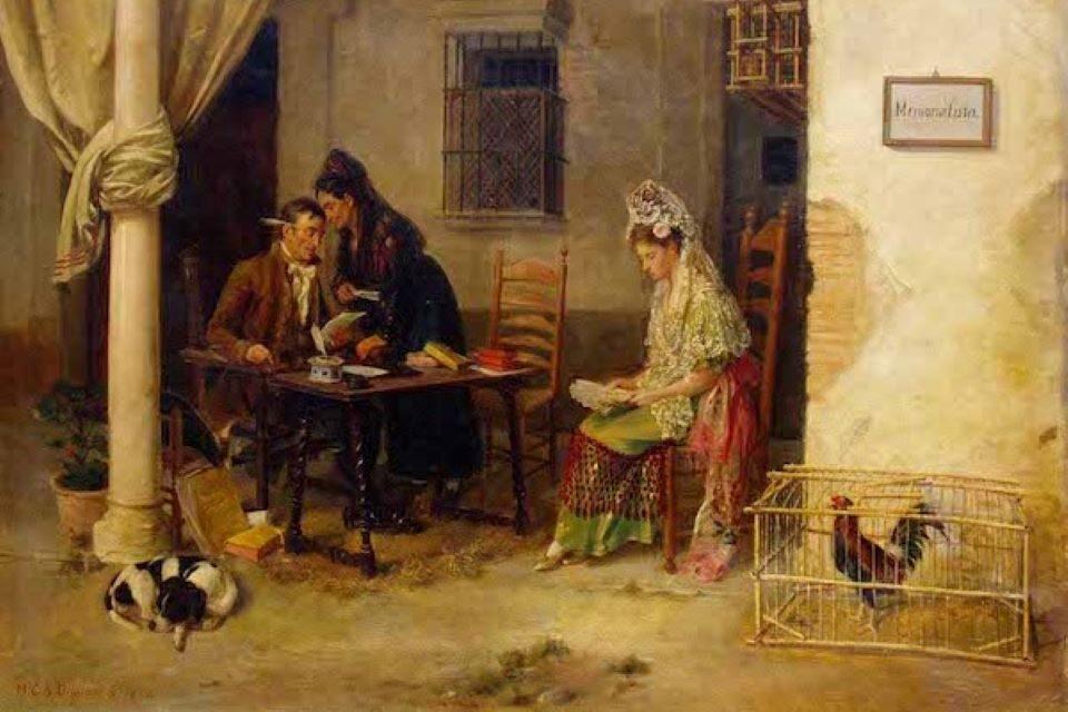 Monteverde y el partido canario (1812)