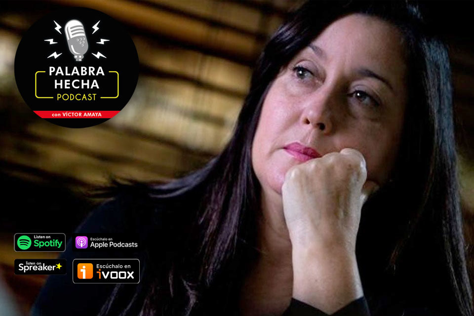 Portada podcast Rocío San Miguel
