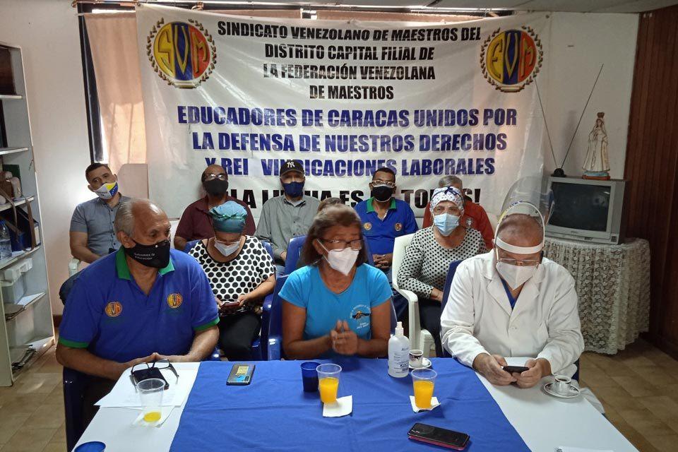 Sindicato Venezolano de Maestros
