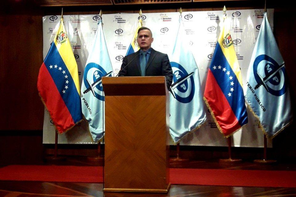 Tarek William Saab MP INTI Fundaredes