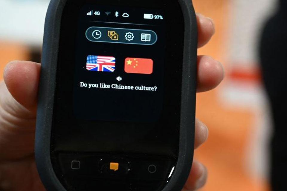 Sistema de traducción en tiempo real para los juegos olímpicos