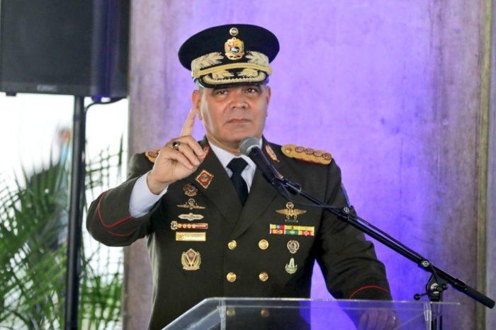 Vladimir Padrino Lopez Apure EEUU