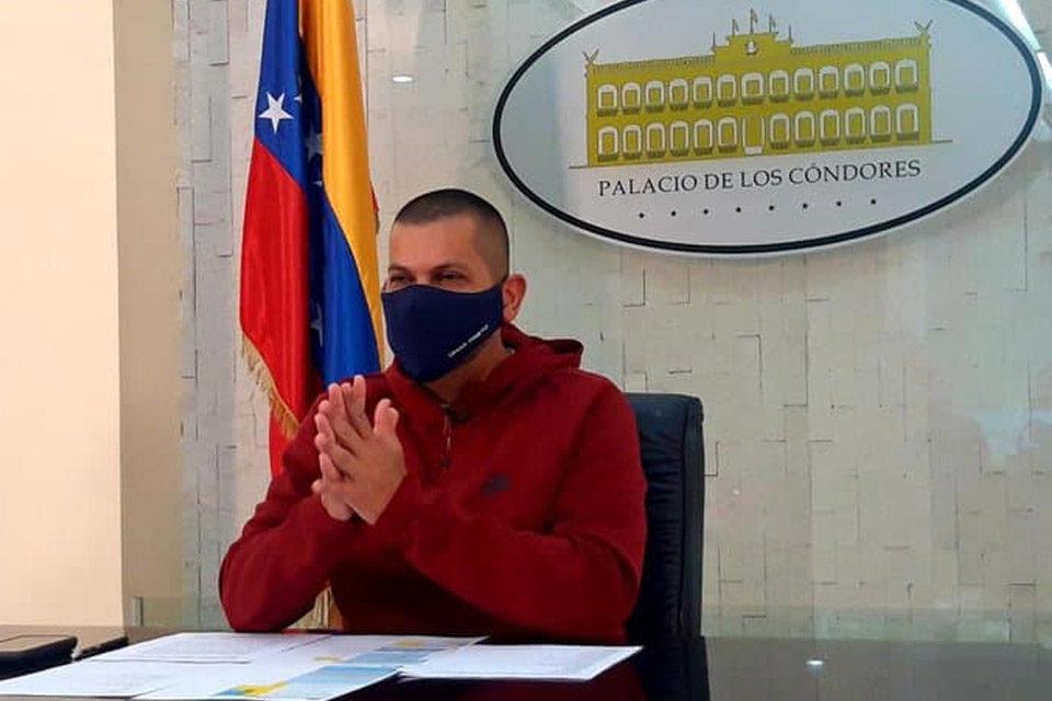 Omar Prieto - Zulia