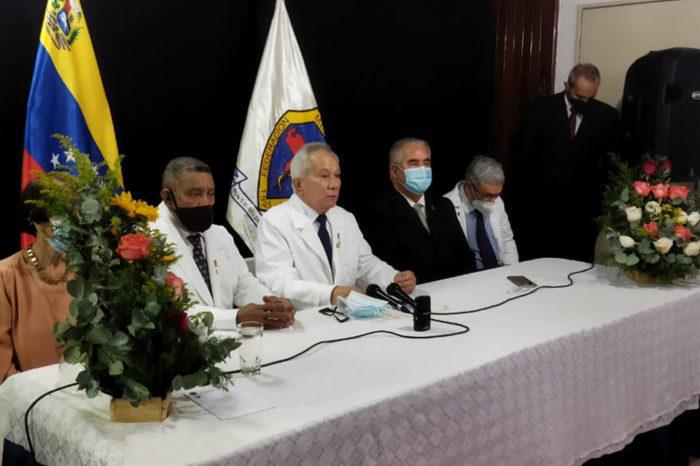 Douglas León Natera - Federación Médico Venezolana