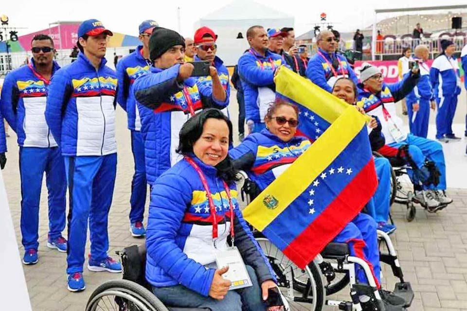 Venezuela en los Juegos Paraolímpicos Tokio 2020