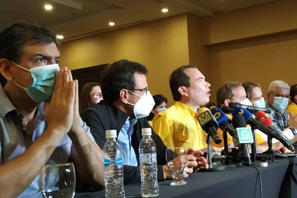 Chavismo y oposición en el juego suma cero