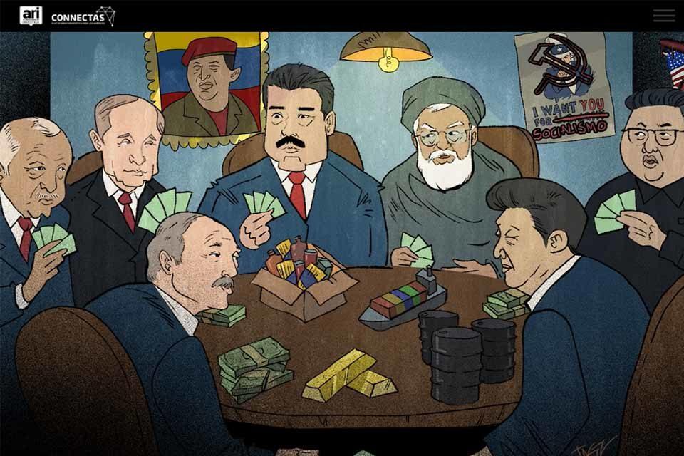 Compadres del chavismo