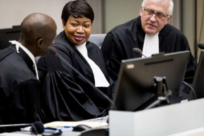 Corte Penal Internacional y negociaciones en México