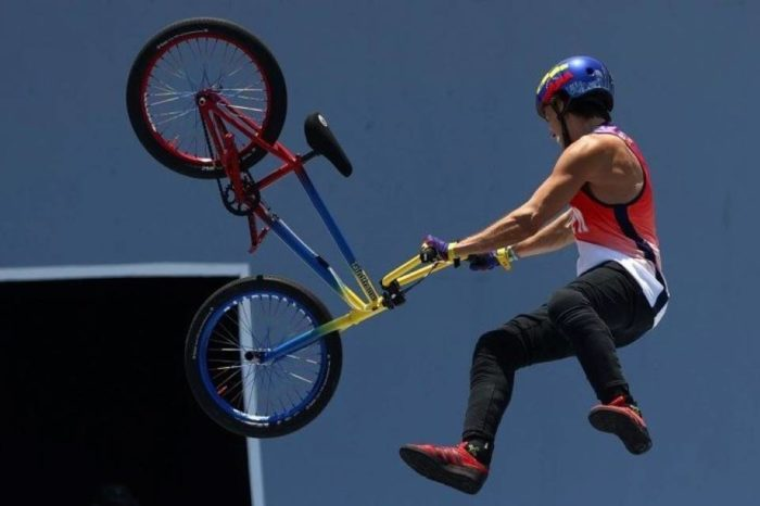 Balance olímpico