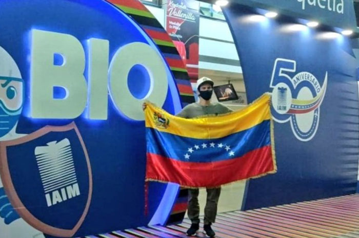 Daniel Dhers en Venezuela