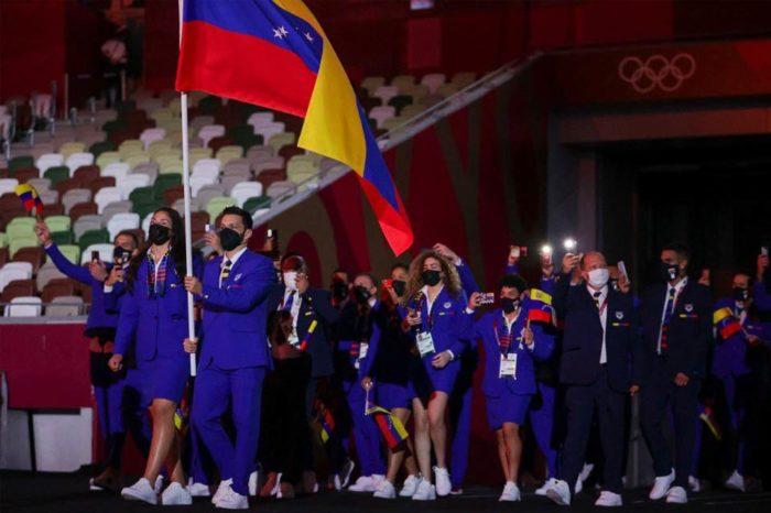 Delegación venezolana en los Juegos Olímpicos Tokio 2020