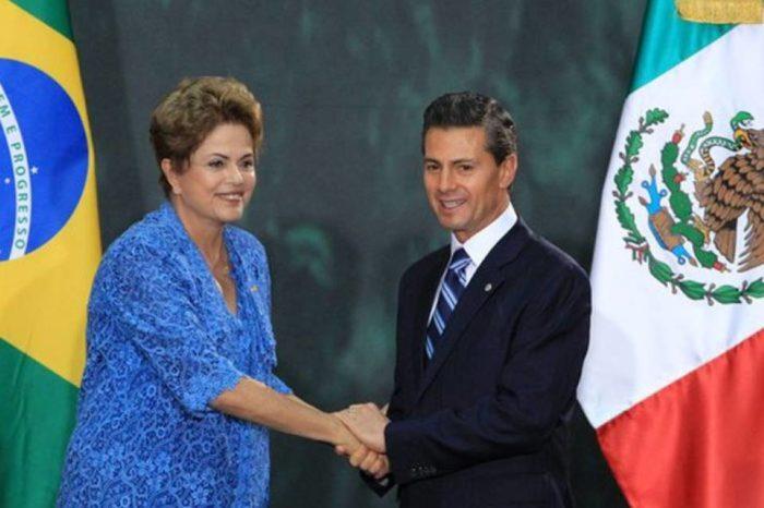 Brasil y México: distancia y desencuentros