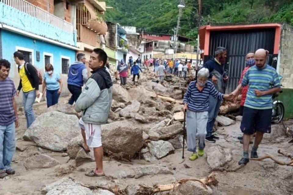 Mérida + ayuda humanitaria