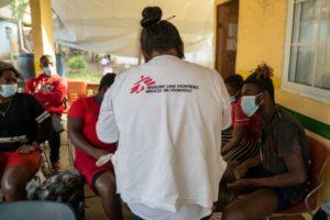 Tapón de Darién - Médicos Sin Fronteras