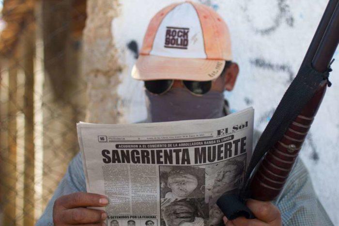 El crimen organizado pone de rodillas a México