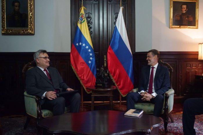Félix Plasencia Venezuela Rusia