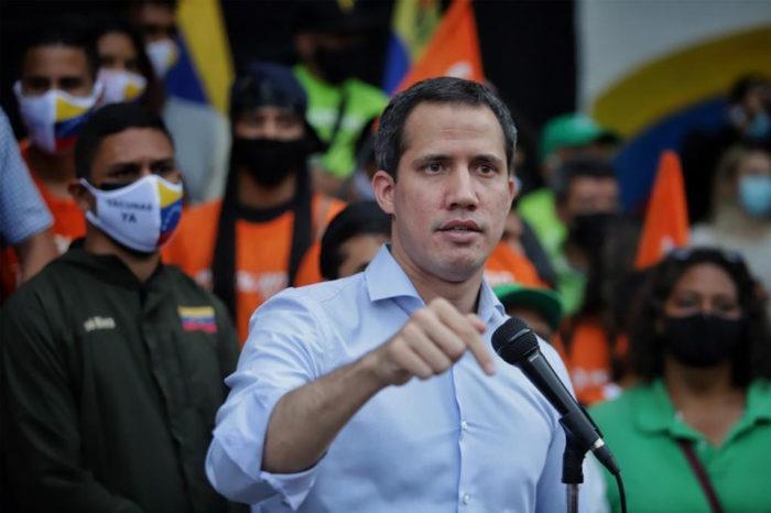 Juan Guaidó sobre diálogo en México