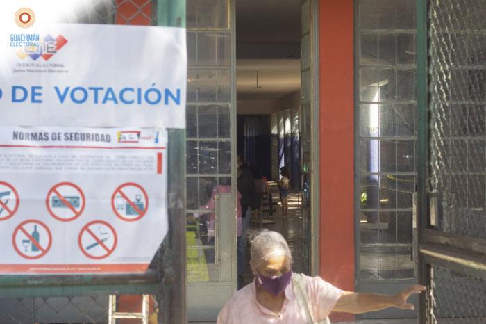 Guachimán Electoral Primarias PSUV