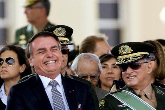 La militarización en el gobierno de Bolsonaro