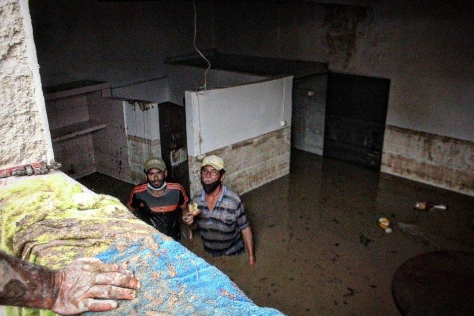Lluvias en Mérida 6