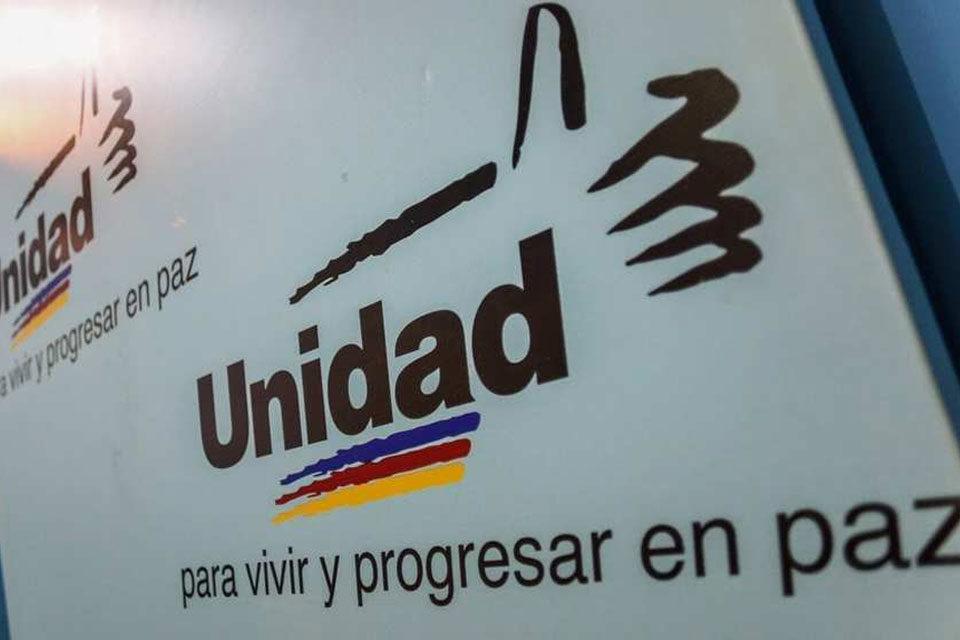 MUD plataforma unitaria