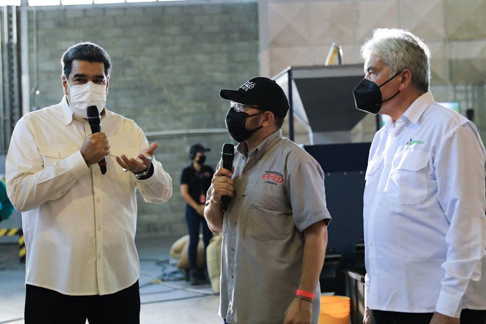 Nicolás Maduro sobre protectorados