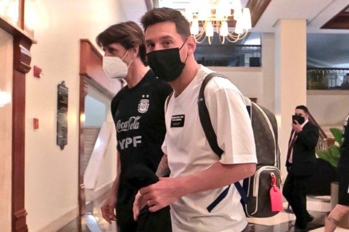Messi Caracas Marriott