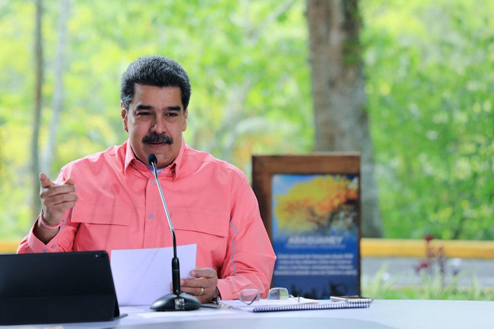 Maduro sobre campaña del PSUV