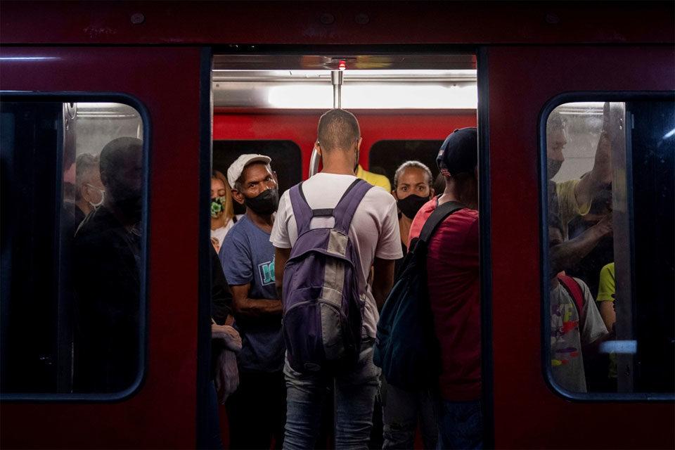 Aumento de pasaje del Metro de Caracas