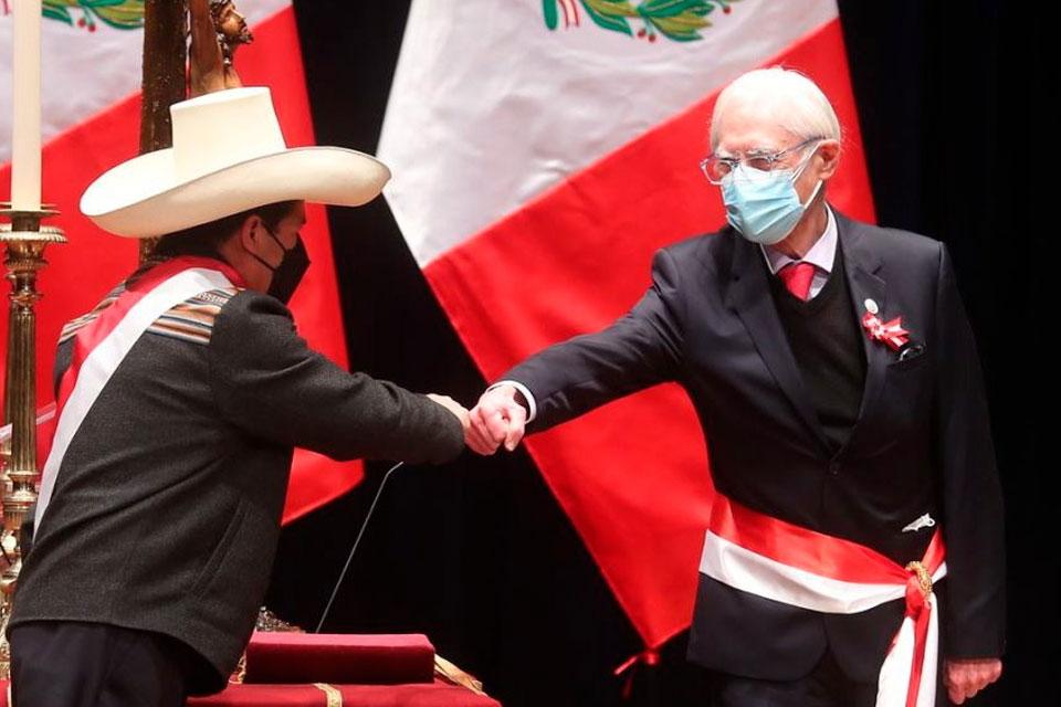Perú cambia sus relaciones con Venezuela