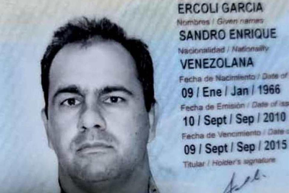 Piloto Ercoli García