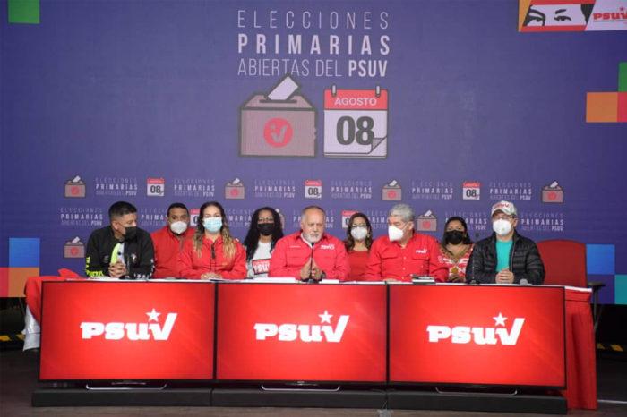Primarias PSUV