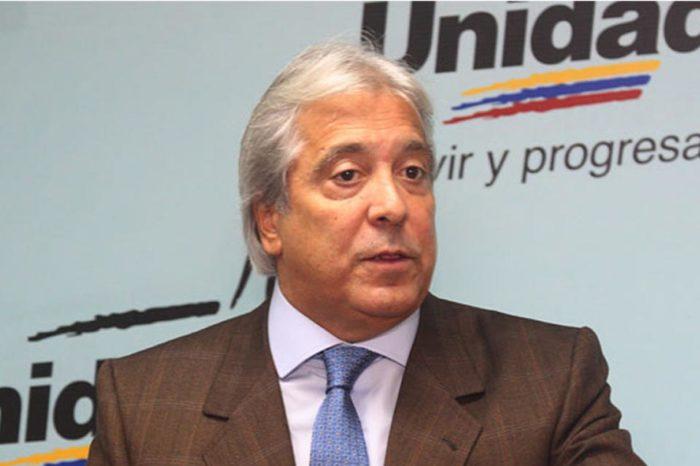 MUD ofrece su tarjeta para elecciones del 21 de noviembre Ramon José Medina