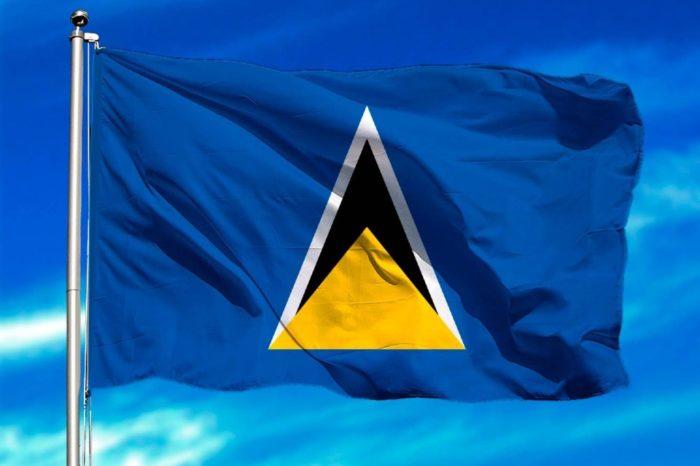 Santa Lucia bandera