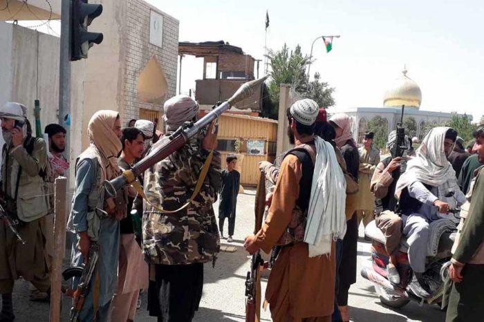 Talibán toma Afganistán