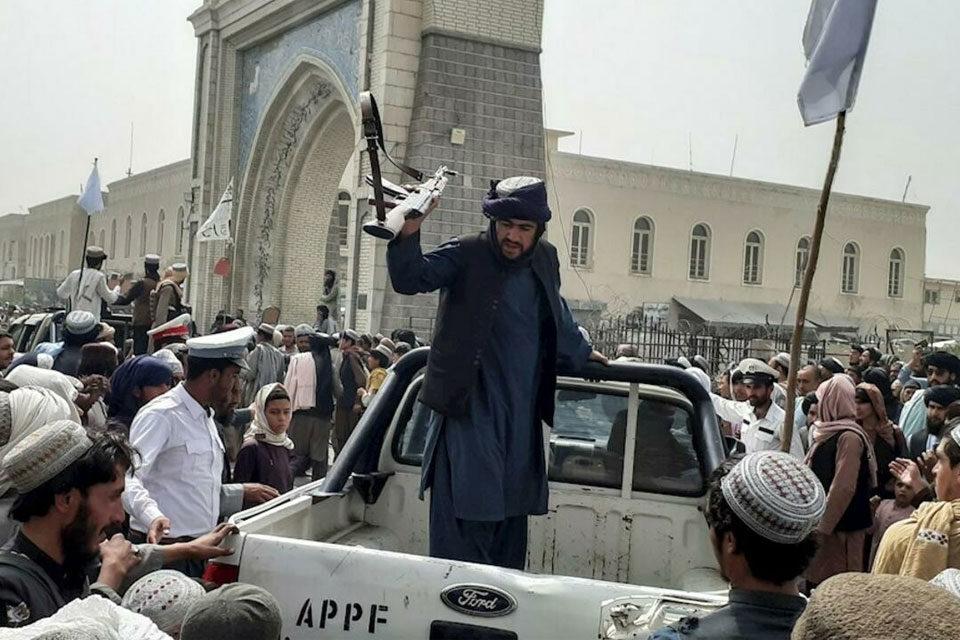 Afganistán - talibán