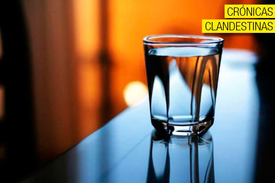 Un vaso de agua no se le niega a nadie
