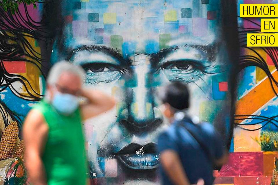 Venezuela va al psicólogo
