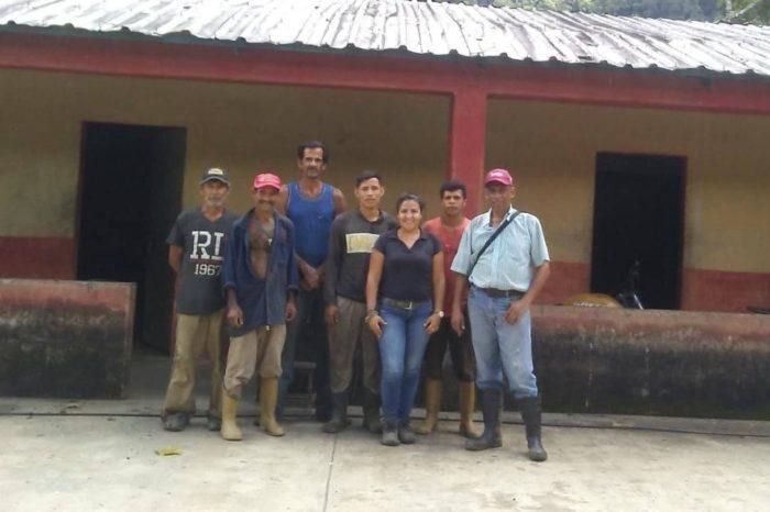colectivos agrarios Aragua