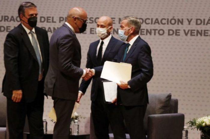 Diálogo negociación
