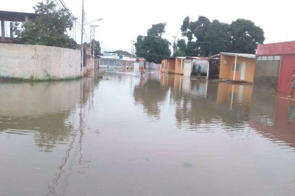 lluvias en Apure