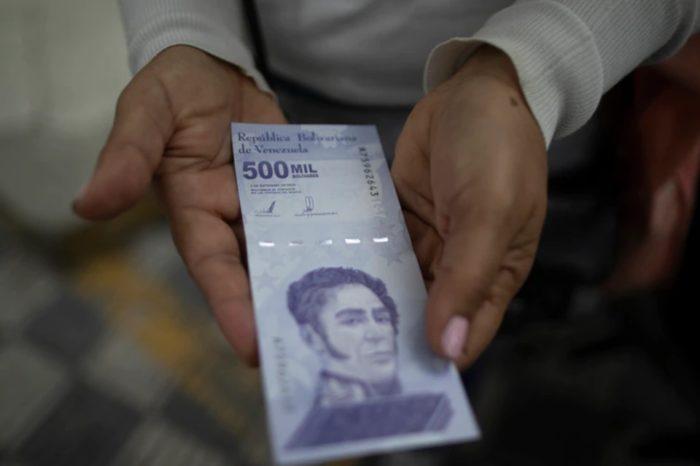 reconversion monetaria AP bolívares - bolívar