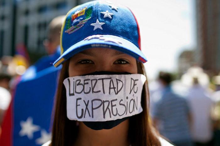 violaciones a la libertad de expresión