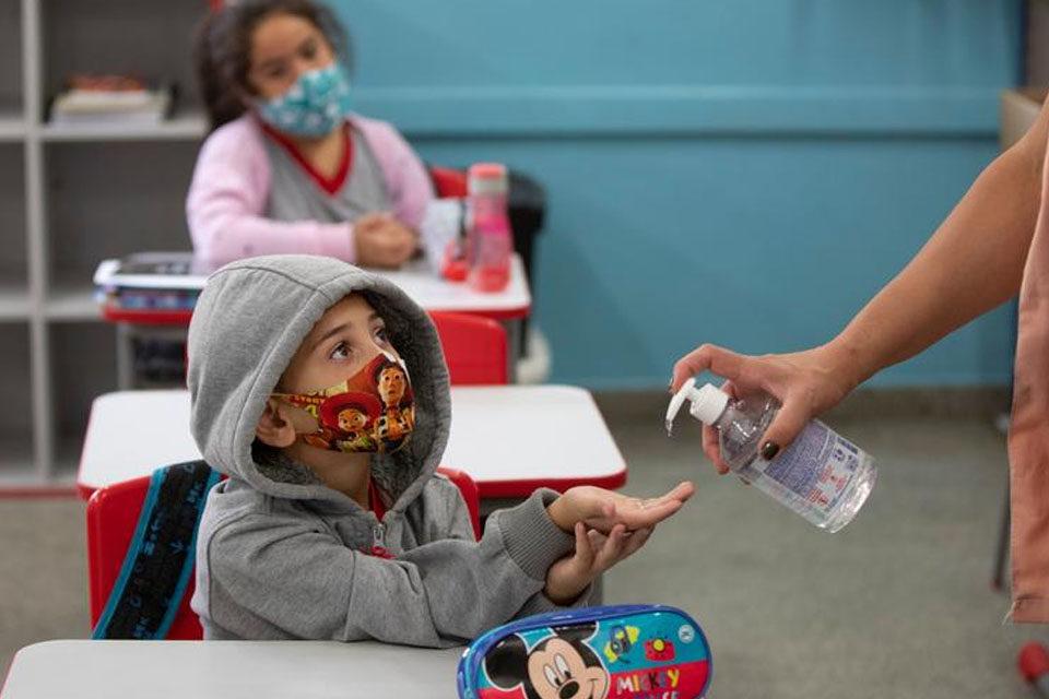 Vacunas en niños - covid-19