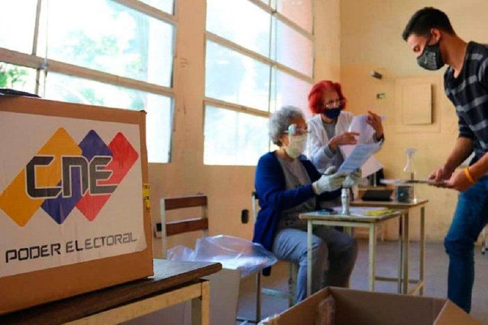 21N elecciones primarias de la oposición