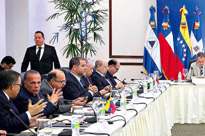 Acerca de las negociaciones en México